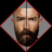Bart färben mit der richtigen Bartfarbe